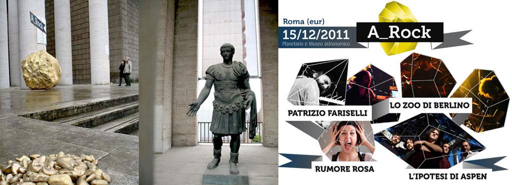 cast Planetario Roma